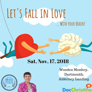 Let's Fall In Love...With Your Brain -( Health Workshop)