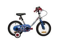 Fantastic condition, new like bike for children!