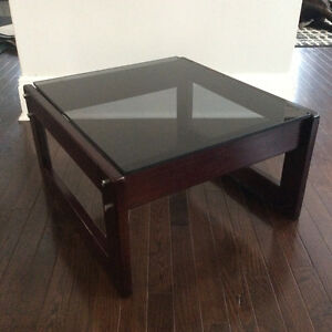 Mid Century Modern Percival Lafer Solid Brazilian Rosewood Table