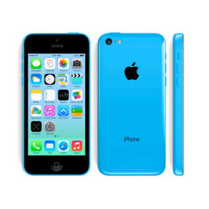 New Apple iPhone 5c 16gb Blue/White Unlocked in Mint Condition!