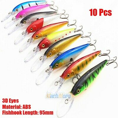 10//50//100 Pcs Worm Baits Grasshopper Lures Soft Rubber Bugs Floating Lures HS