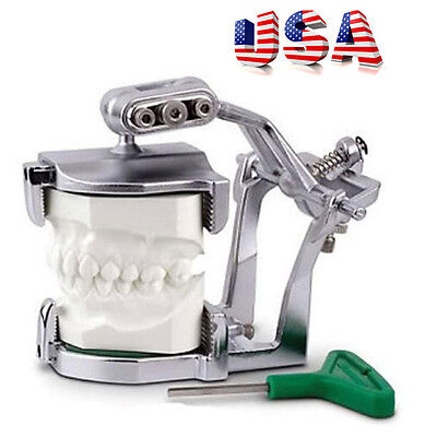 2019 New Usa Adjustable Magnetic Articulator Dental Lab Equipment Supply Tools
