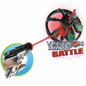 NEW: Air Hogs RC Interactive Laser Game Vectron Wave Battle