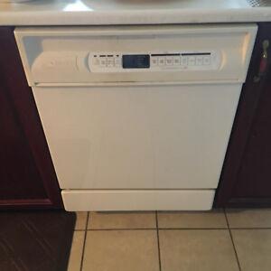 Washer, dryer, dishwasher