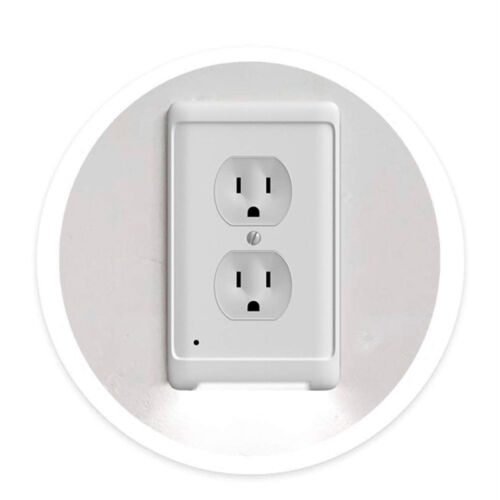 Snap Power Guide light - Outlet Wall Plate With LED Night Li