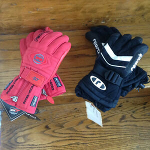 Winter gloves and mittens