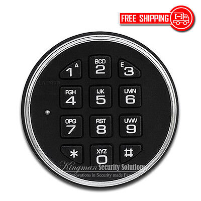 LAGARD 3000 SAFEGARD KEYPAD - 2 BATTERY - MOST STANDARD SAFES - BEST (Standard Keypad)