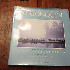 Algonquin The Park and its People by Donald Stanfield