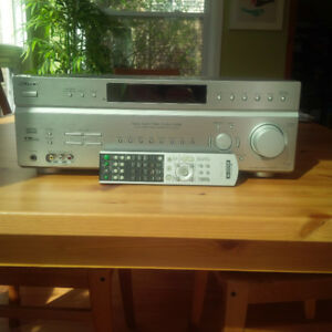 Sony AV Home Theatre 6.1 Receiver (and various cables)