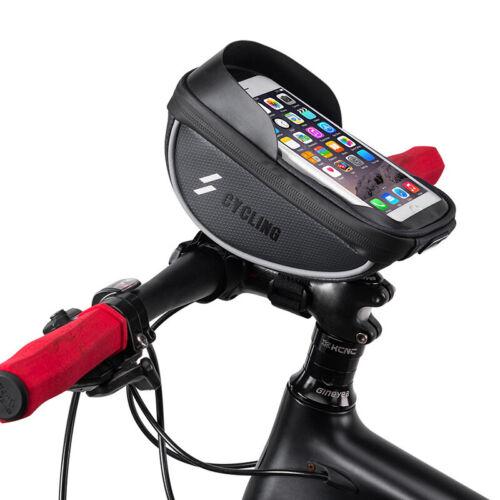 Bicycle Cycling Front Removable Waterproof MTB Bike Handleba