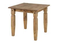 Corona Pine Dining Table