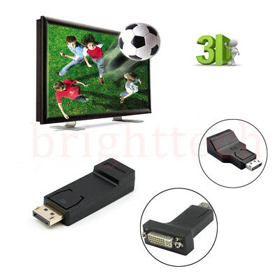 BEST Display Port DP Male To Female HDMI Adapter Converter For 1080P HDTV be