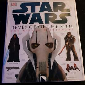 Star Wars Hardback Book