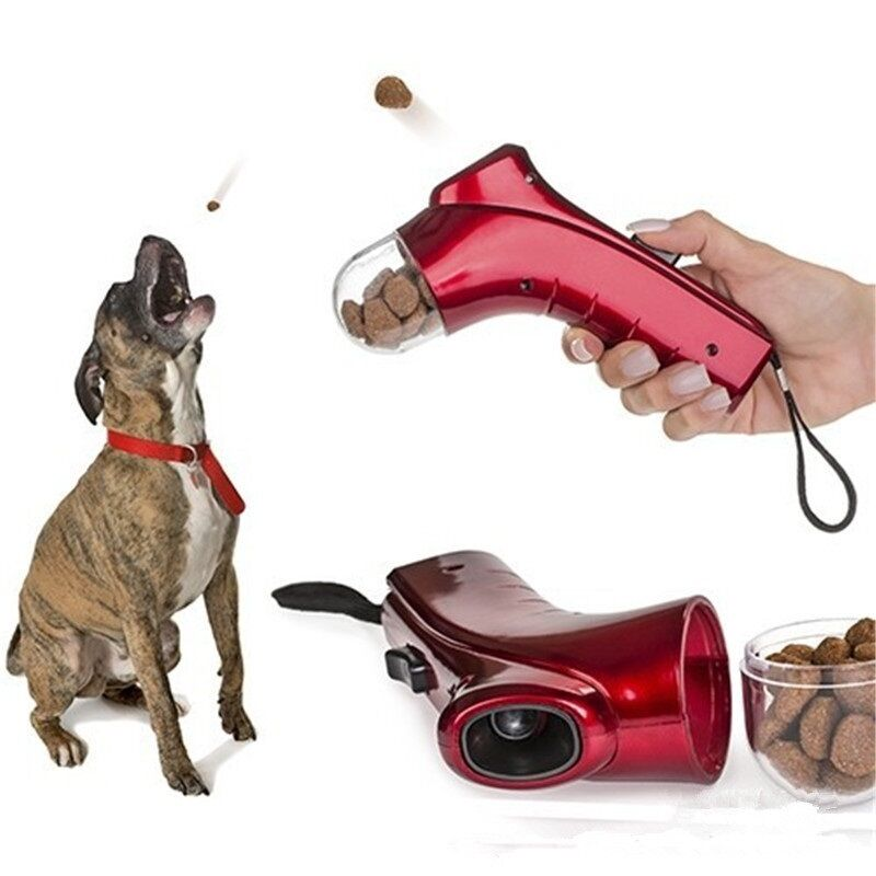 Image result for Pet food launcher