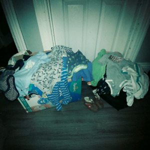 Baby boy clothes for sale newborn to 6 months