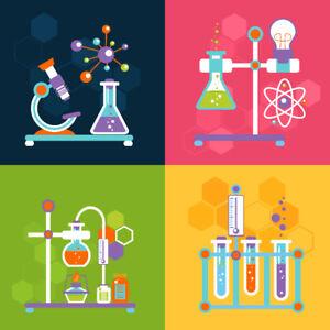 Tutor (Math & Chemistry)