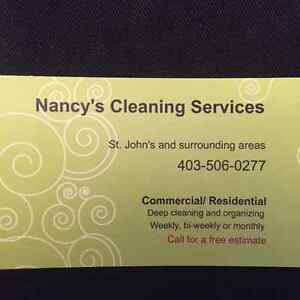 Cleaning Services St. John's Newfoundland image 1