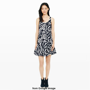 Club Monaco Woman Leslan Dress (Navy) in Size 4 New with Tag