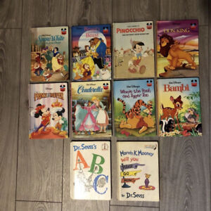 Disney & Dr. Suess Hardcover, Other Classic Children's Titles