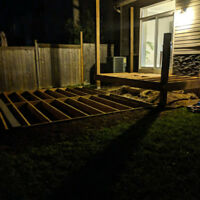 Basement & Deck Construction
