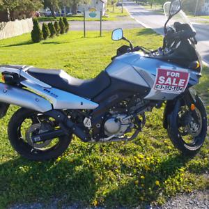 Motor Bike..2006 DL 650 V STROM