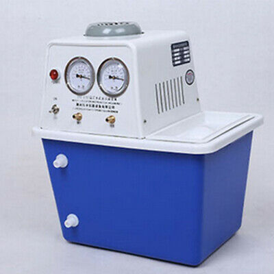 New 180w Circulating Water Vacuum Pumptwo Off-gas Taplab Chemistry Equipment