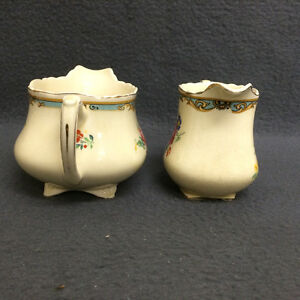 Collectible Antique Wedgwood & Co England Creamer Set London Ontario image 4