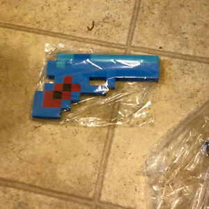 New minecraft stuff from stuffies to lego London Ontario image 2