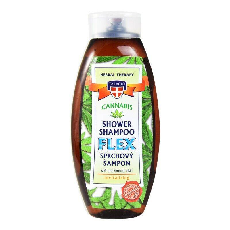 Hanföl Cannabis Menthol Shower Shampoo Duschgel Gel Kühl Effekt 0% Mineralöl