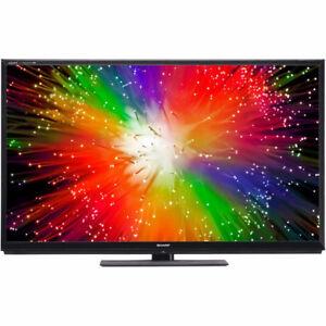 """Sharp LC-60C8470U 60\"""" Full HD 1080p 240Hz AQUOS Quattron 3D LED"""