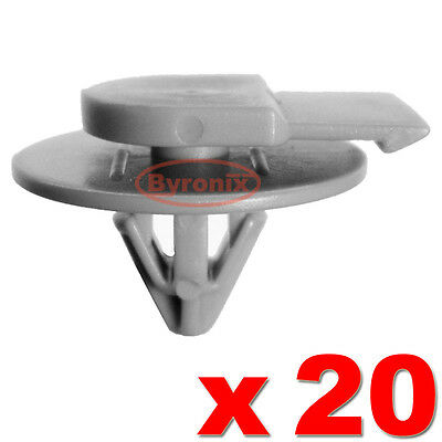 Car Parts - BMW MINI WHEEL ARCH TRIM CLIPS ONE S COOPER R50 R52 R53 R56 EXTERIOR PLASTIC