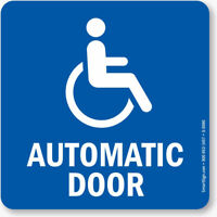 Automatic & Handicap Washroom & Front Door Operator