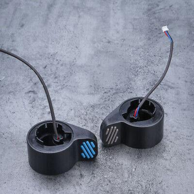 Plástico Dedo Botón Accesorios Acelerador Eléctrico Scooter Repuesto