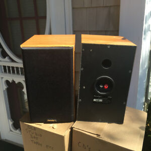 Paradigm Titan Speakers