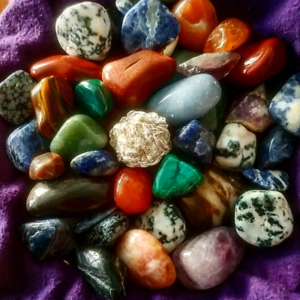 Need Gone ASAP!!! Crystals And Tumbled Gem Stones!!!