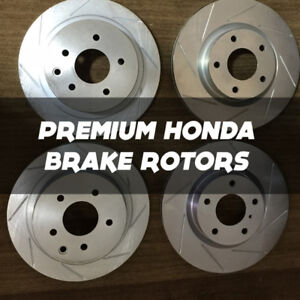 Brand New Ceramic Brake Pads & Brake Rotors High Quality