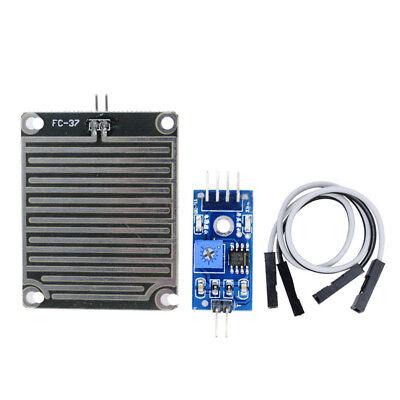 Raindrops Detection Sensor Rain Module Weather Module Humidity For Arduino Hot