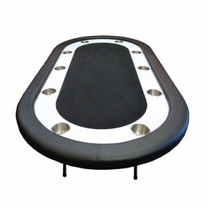 Monaco Series Poker Table with Racetrack Brand New London Ontario image 3