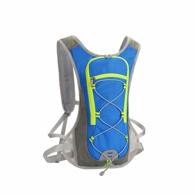 Outdoor Sport Water Backpack Climb Camping Running Cycling C
