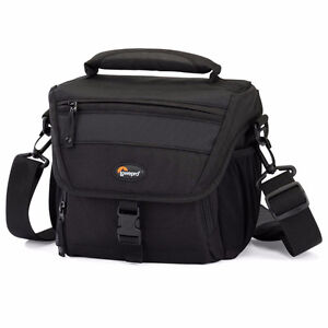 Brand New LOWEPRO Nova 170 AW Camera Bag Nikon 5200 Canon 500d