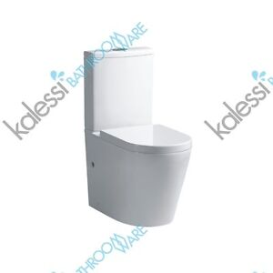 Kalessi Bathroom Ware NOVA Back To Wall Toilet Suite Springvale Greater Dandenong Preview