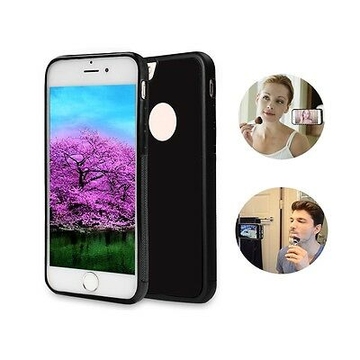 Anti Soberness Nano Suction Magic Selfie Phone Case Cover For iPhone 6 6S