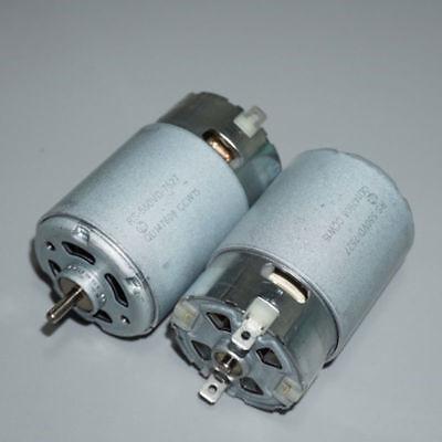 MABUCHI RS-550VD-7527 DC 12V 14V 20000RPM High Speed Power Electric Drill Motor