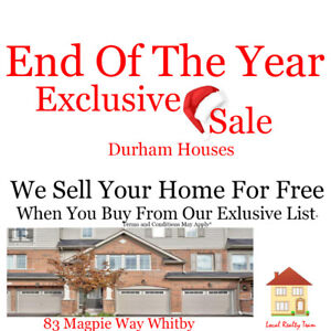 SOLD FOR 100% Asking price in 4 days - Durham Local Realty Team