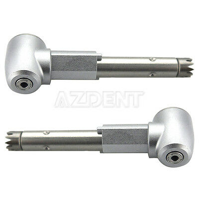 2 Pcs Dental Contra Angle Head Fg1.6mm Fit Kavo Intra 68lh New