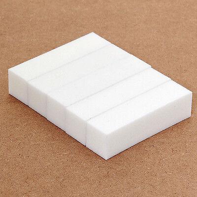5X Nagelfeilen Feilblock Schleifblock Polierblock Nail Art Buffer Maniküre Neu