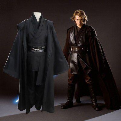 Star Wars Jedi Jedi Knight Anakin Skywalker Darth Vader Sith Cosplay Costume - Sith Cosplay