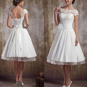 5eb4f4583a61 Vintage White Wedding Dresses