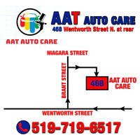 AAT ,body &collision shop  need help 14-18 cash