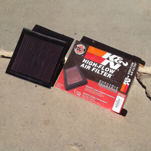 KN air filters for 2014 DL 1000 V-Strom